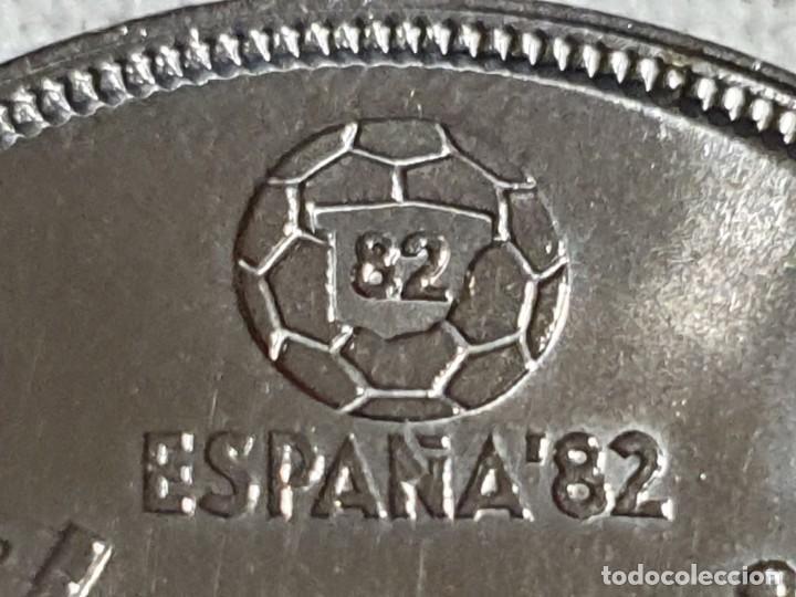 Monedas Juan Carlos I: Moneda 100 pesetas 1980 *1980 - SC - mundial 82 - Foto 2 - 185930998