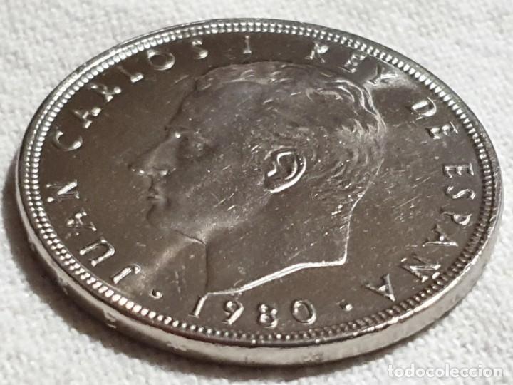Monedas Juan Carlos I: Moneda 100 pesetas 1980 *1980 - SC - mundial 82 - Foto 3 - 185930998
