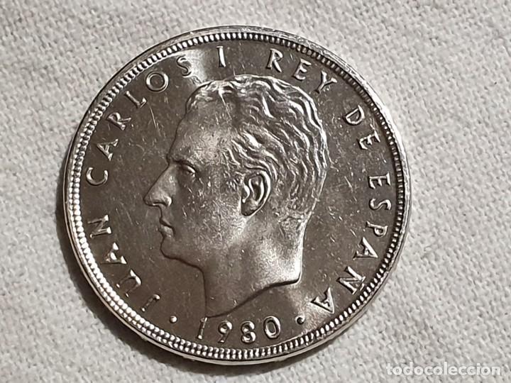 Monedas Juan Carlos I: Moneda 100 pesetas 1980 *1980 - SC - mundial 82 - Foto 5 - 185930998