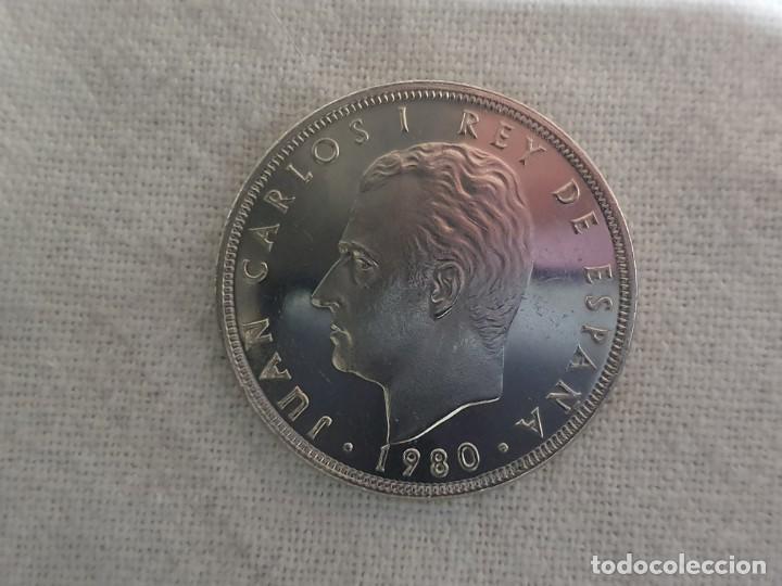 Monedas Juan Carlos I: Moneda 100 pesetas 1980 *1980 - SC - mundial 82 - Foto 6 - 185930998