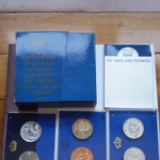 Monedas Juan Carlos I: 500 PESETAS PLATA 1987. ASÍ NACE UNA MONEDA XXV ANIVERSARIO DE LA BODA DE S.S. M.M. Lote 186102655