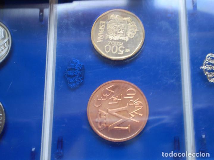 Monedas Juan Carlos I: 500 PESETAS PLATA 1987. Así nace una moneda XXV aniversario de la boda de S.S. M.M - Foto 3 - 186102655