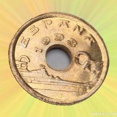 Monedas Juan Carlos I: 25 PESETAS 1993 JUAN CARLOS, MONEDA PAIS VASCO. Lote 186346781