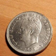 Monedas Juan Carlos I: 25 PESETAS DE 1975*79. Lote 186692138