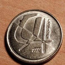 Monedas Juan Carlos I: 5 PESETAS DE 1992. Lote 187184652