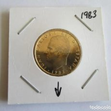 Monedas Juan Carlos I: ESPAÑA 100 PESETAS REY JUAN CARLOS I - 1983 S/C FLOR DE LIS ABAJO O FUERA R 3136. Lote 187528882