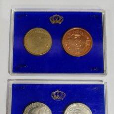 Monedas Juan Carlos I: 500 PESETAS Y PRUEBAS DE PLATA.. Lote 188608977