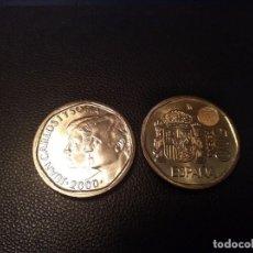 Monedas Juan Carlos I: MONEDA DE 500 QUINIENTAS PESETAS DEL AÑO 2000 SIN CIRCULAR. DE BOLSA.. Lote 208801456
