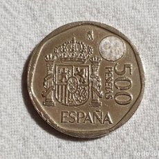 Monedas Juan Carlos I: 500 PESETAS 1993 - MBC+/VF. Lote 189449468