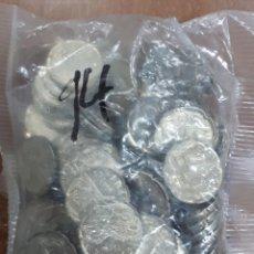 Monedas Juan Carlos I: BOLSA CON 100 MONEDAS DE 50 PESETAS AÑO 1994 SIN CIRCULAR FDC ORIGINAL. Lote 190028642