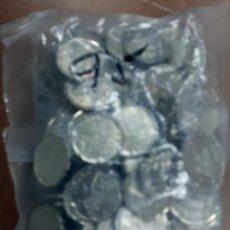 Monedas Juan Carlos I: BOLSA CON 100 MONEDAS DE 50 PESETAS AÑO 1995 SIN CIRCULAR FDC ORIGINAL. Lote 190028693