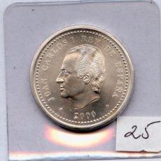 Monedas Juan Carlos I: MONEDA DE PLATA 2000 PESETAS AÑO 2000 SIN FUNDA DE LA FNMT. Lote 190116551
