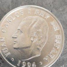 Monedas Juan Carlos I: MONEDA PLATA 2000PTS.NO CIRCULADA. Lote 190512391