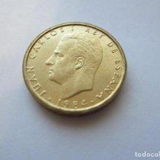Monedas Juan Carlos I: MONEDA DE 100 PESETAS DE 1984 SIN CIRCULAR . Lote 191125225