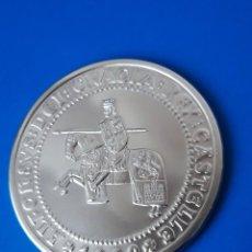 Monedas Juan Carlos I: ALFONSVS 5 ECU DE 1990 33,62 GRAMOS DE PLATA DE 925 SIN CIRCULAR E.B.C.. Lote 191183515