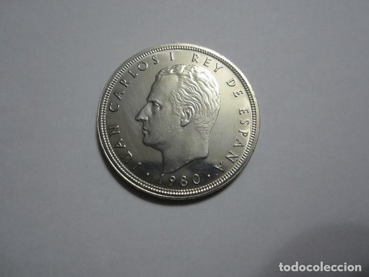 MONEDA DE 50 PESETAS DE 1980*19-80 SIN CIRCULAR (Numismática - España Modernas y Contemporáneas - Juan Carlos I)