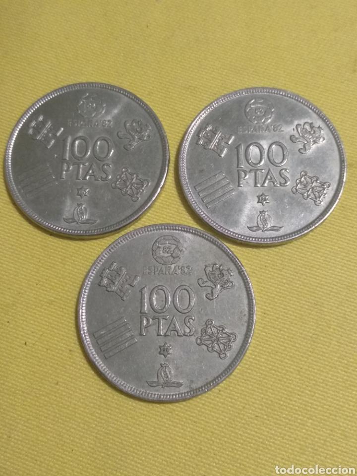Monedas Juan Carlos I: MONEDAS 100 PESETAS 1980 - Foto 2 - 191310183