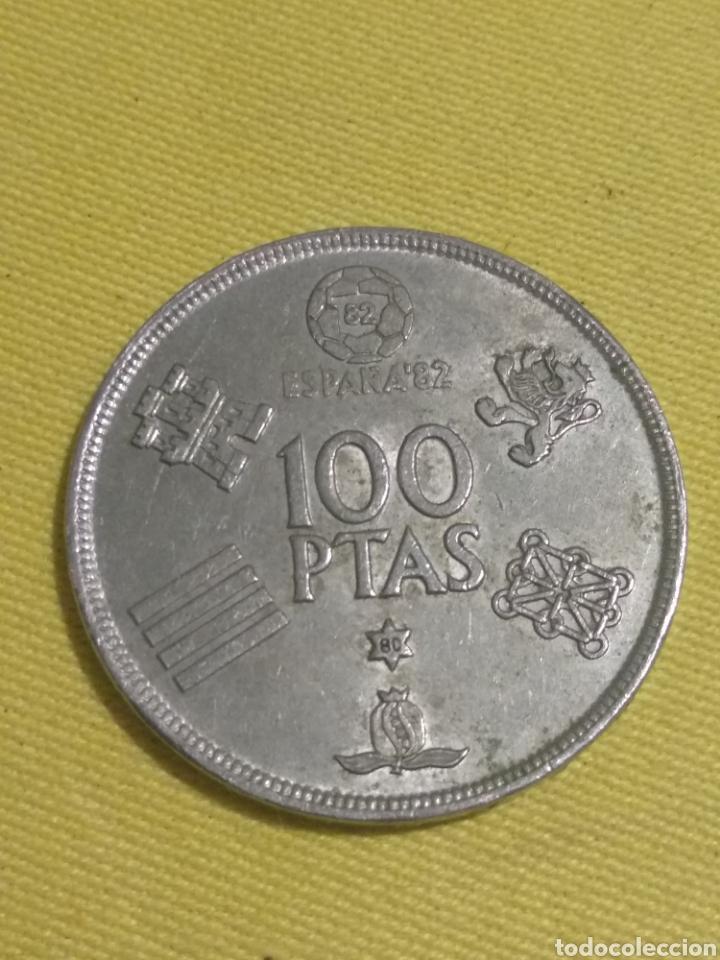 Monedas Juan Carlos I: MONEDAS 100 PESETAS 1980 - Foto 3 - 191310183