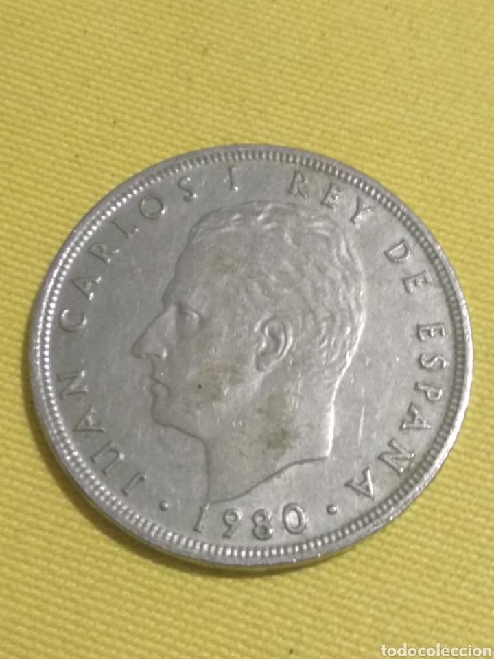 Monedas Juan Carlos I: MONEDAS 100 PESETAS 1980 - Foto 4 - 191310183