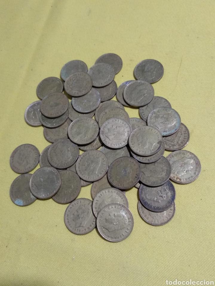 LOTE PESETAS ESPAÑOLAS (Numismática - España Modernas y Contemporáneas - Juan Carlos I)