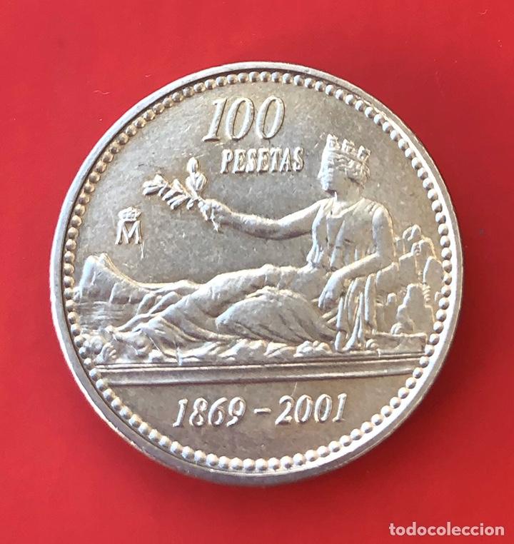 100 PESETAS 2001 (Numismática - España Modernas y Contemporáneas - Juan Carlos I)