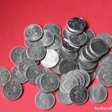 Monedas Juan Carlos I: 50 CENTIMOS 1980. MUNDIAL DE FUTBOL 1982.50 MONEDAS SIN CIRCULAR.. Lote 236661475