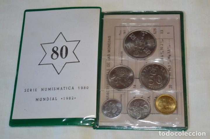 Monedas Juan Carlos I: LOTE DE 6 CARPETAS DE PRUEBAS NUMISMÁTICA, todas diferentes ¡Mira fotos y detalles! - Foto 8 - 193912781