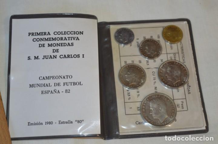 Monedas Juan Carlos I: LOTE DE 6 CARPETAS DE PRUEBAS NUMISMÁTICA, todas diferentes ¡Mira fotos y detalles! - Foto 12 - 193912781