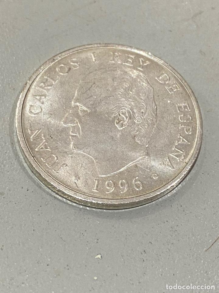 MONEDA 2000 PTS DE PLATA REY JUAN CARLOS (Numismática - España Modernas y Contemporáneas - Juan Carlos I)