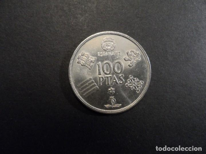 Monedas Juan Carlos I: 100 PESETAS JUAN CARLOS I. NIQUEL. REINO DE ESPAÑA. AÑO 1980 80** - Foto 3 - 194069845
