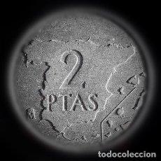Monedas Juan Carlos I: J.C.I 1982 BONITA MONEDA DE 2PTAS. Lote 194327290