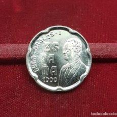 Monedas Juan Carlos I: ESPAÑA SPAIN 50 PESETAS - JUAN CARLOS I 1999 KM 991 SC UNC. Lote 194502611