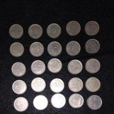 Monedas Juan Carlos I: LOTE DE 25 MONEDAS DE 5 PESETAS JUAN CARLOS. Lote 194744380