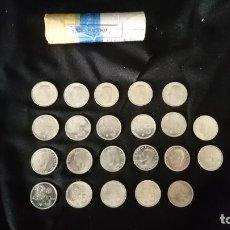 Monedas Juan Carlos I: 5 PESETAS. 1980. ESTRELLA 81. MUNDIAL.72 PIEZAS. Lote 195043901