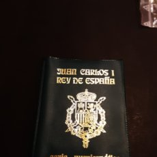 Monedas Juan Carlos I: CARTERA JUAN CARLOS I 1999 SERIE 8 MONEDAS 1 PTAS,5 PTAS,10 PTAS,25 PTAS,50 PTAS,100 PTAS,500 PTAS. Lote 195047775
