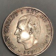 Monedas Juan Carlos I: MONEDA DE PLATA DE 2000 PTAS, 1995 PRESIDENCIA CONSEJO DE LA U.E. . Lote 195050146