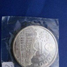 Monedas Juan Carlos I: MONEDA PLATA 2000 PTA. JUAN CARLOS I , 1995. Lote 195091033