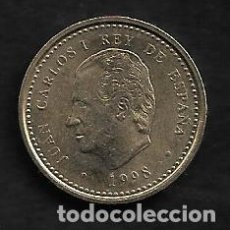 Monedas Juan Carlos I: MONEDA DE 100 PESETAS - JUAN CARLOS I - 1988. Lote 195260506