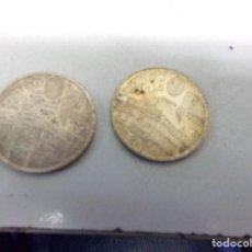 Monedas Juan Carlos I: DOS MONEDAS PLATA 2000 PESETAS 1994. Lote 195509352