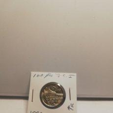 Monedas Juan Carlos I: MONEDA DE 100 PESETAS JUAN CARLOS I 1996 S/C FLOR DR LIS ANV O REV. Lote 221395330