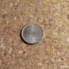 Monedas Juan Carlos I: MONEDA DE 25 PESETAS. AÑO 1975.* 76. EN EL CANTO: UNA, GRANDE Y LIBRE. RARA.. Lote 196609077