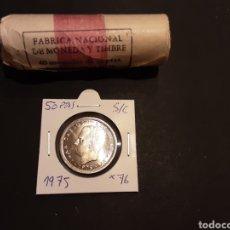 Monedas Juan Carlos I: MONEDA 50 PESETAS 1975 ESTRELLA 76 S/C JUAN CARLOS I SACADA DE CARTUCHO ESPAÑA. Lote 241236205