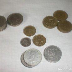 Monedas Juan Carlos I: LOTE DE PESETAS EN MONEDAS. Lote 197366542