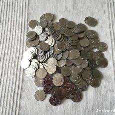 Monedas Juan Carlos I: LOTE DE 188 MONEDAS DE 50 CÉNTIMOS 1980 ESPAÑA 82. Lote 197987130