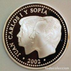 Monedas Juan Carlos I: ESPAÑA 10 € BICENTENARIO INCORPORACIÓN MENORCA CORONA ESPAÑOLA 2002. Lote 198038686