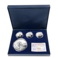 Monedas Juan Carlos I: ESPAÑA: ESTUCHE COMPLETO PLATA MIRÓ 2012 - V SERIE DE PINTORES ESPAÑOLES PROOF. Lote 198507782