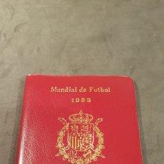 Monedas Juan Carlos I: NUMISMÁTICA SEIS MONEDAS CONMEMORATIVAS DEL MUNDIAL ESPAÑA DEL AÑO 1982, AÑO 1980 CON ESTRELLA 80. Lote 198808165