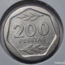 Monedas Juan Carlos I: MONEDA 200 PESETAS 1987 LA DE LA FOTO. Lote 199073366