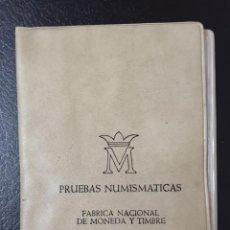 Monedas Juan Carlos I: ESPAÑA CARTERA FNMT PESETAS 1976. Lote 199124031