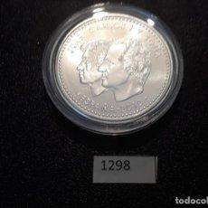 Monedas Juan Carlos I: ESPAÑA 12 EUROS PLATA AÑO 2010. Lote 199388295